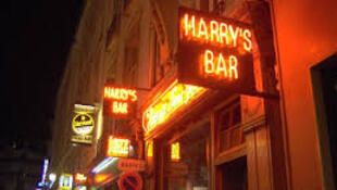 Harry's Bar in Paris