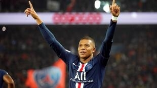 Kylian Mbappé bagged a brace on his first start for Paris Saint-Germain since returning from injury.