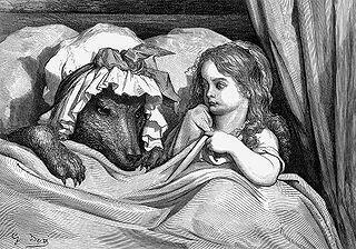 Tranh minh họa của Gustave Doré.