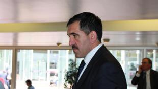 Президент Ингушетии Юнус-Бек Евкуров в Страсбурге