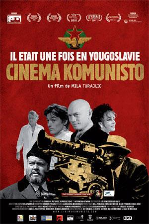 Affiche du film «Cinema Komunisto».