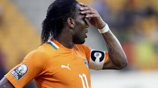 Les Eléphants sétaient imposés 1-0 dans la douleur face au Soudan le 22 janvier 2012 à Malabo.
