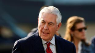 O Secretário de Estado norte-americano, Rex Tillerson, chega hoje ao México.
