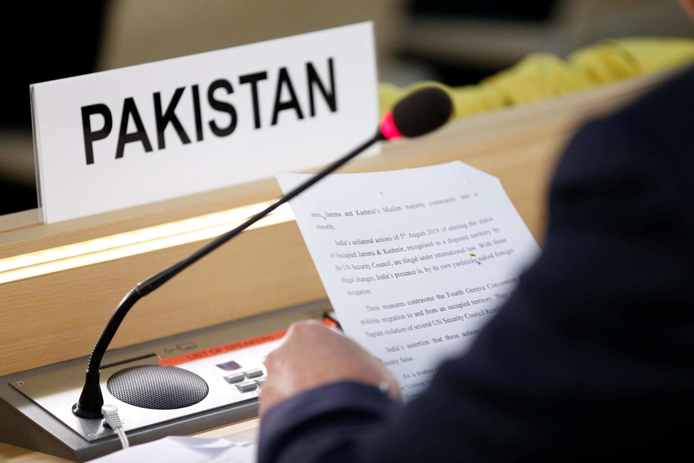 Neste 10 de Setembro, o Ministro paquistanês do Negócios Estrangeiros pediu ao Conselho da ONU para os Direitos Humanos que abra um inquérito sobre as acções da Índia na Caxemira indiana, dizendo recear um genocídio naquela zona.