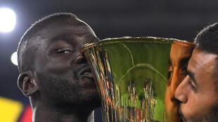 Une dernière coupe pour le Sénégalais Kalidou Koulibaly avant de quitter Naples cet été ?