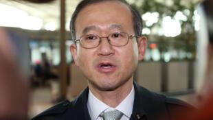 韩国外交通商部朝鲜半岛和平交涉本部长、六方会谈韩方团长林圣男