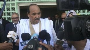 Mauritanian President Mohamed Ould Abdel Aziz has said he will not run for a third term