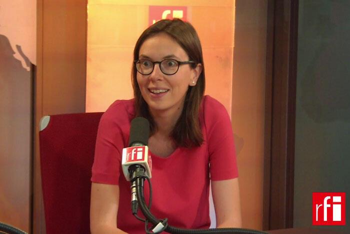 Amélie de Montchalin, députée LREM de la 6e circonscription de l'Essonne.