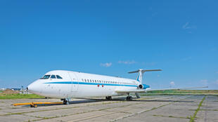 The Rombac plane was part of Ceausescu's fleet until 1989 when he was overthrown and executed
