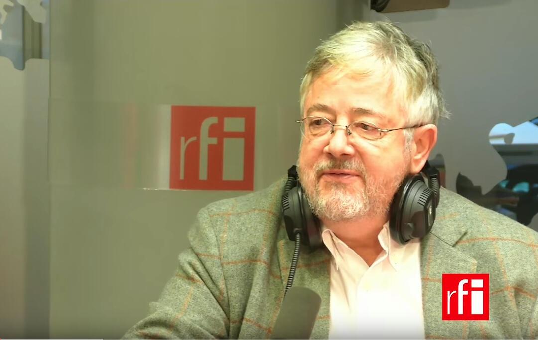 Le chercheur Roland Marchal.