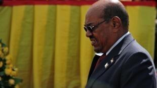 Le président soudanais Omar el-Béchir fait face à un mouvement social qui demande un changement de régime. (photo d'illustration)