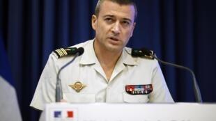 Le général Thierry Burkhard.