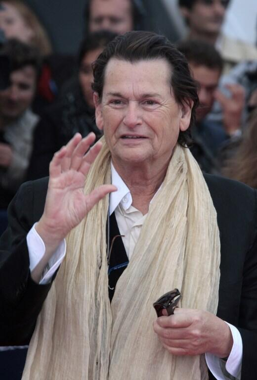 Jean-Louis Scherrer, Septembre 2009, Deauville.