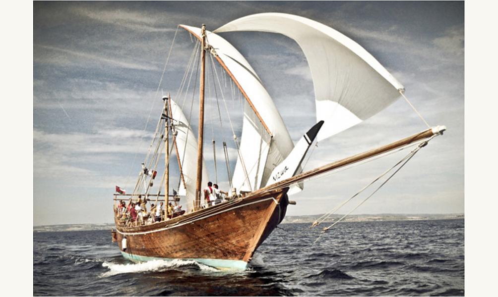 海洋冒險:從辛巴達到馬可波羅