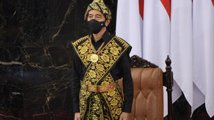 Indonesia President Joko Widodo said the government would provide free vaccinations for the entire population