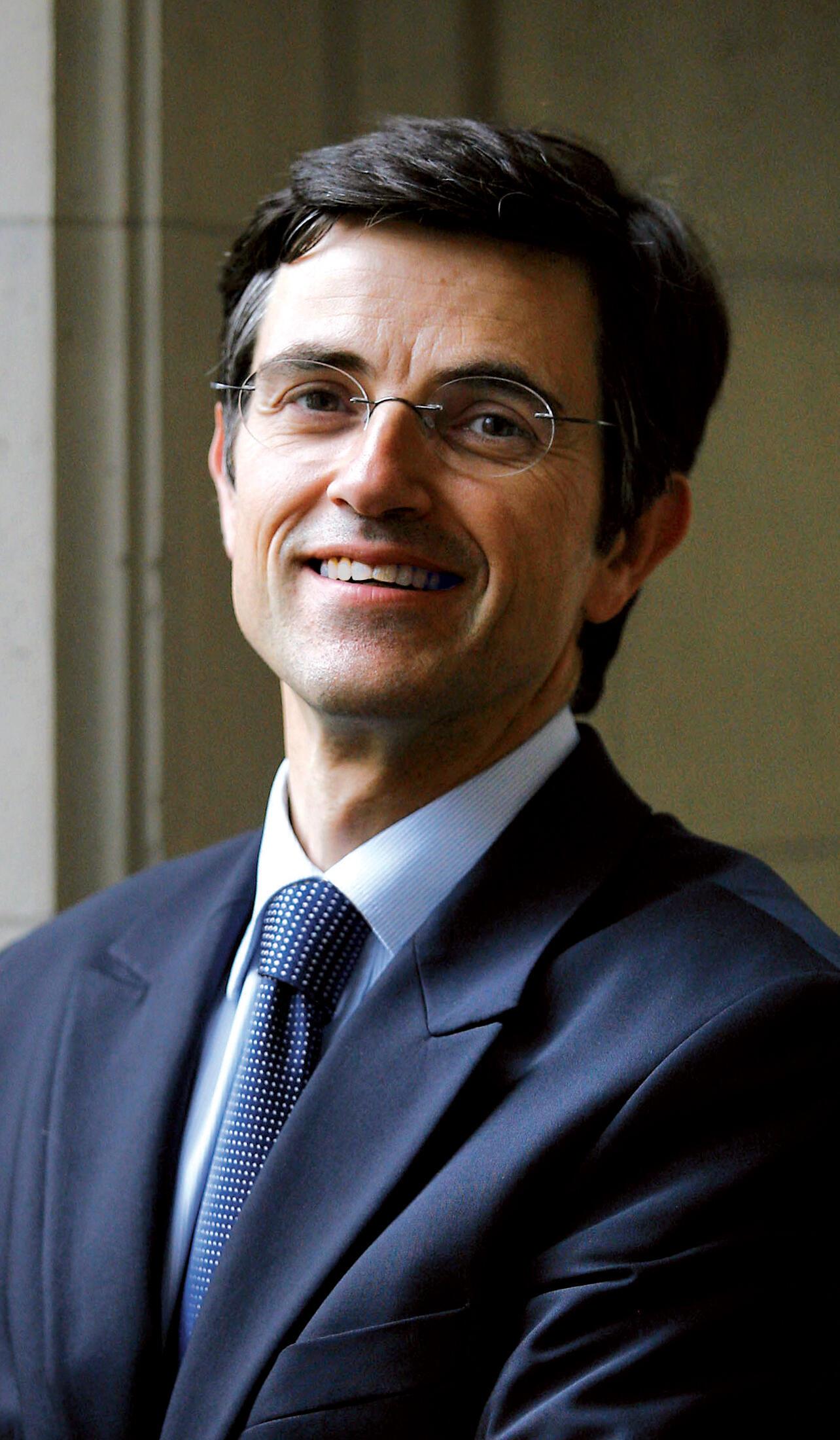 Мэр Версаля и основатель фестиваля «Месяц Мольера» Франсуа де Мазьер