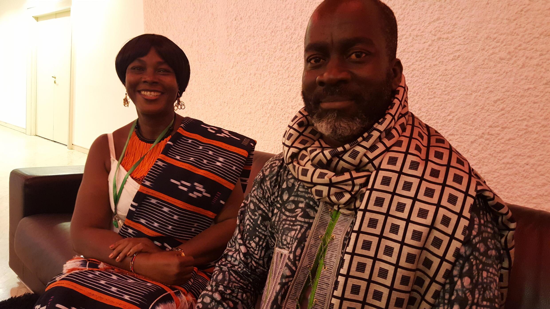 Tonian Amalaman, président de l'Autorité de Rgulation de la Restauration et des métiers de l'Alimentation en Côte d'Ivoire.