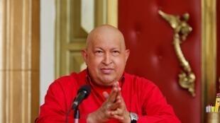 Shugaban Kasar Venezuela Hugo Chavez