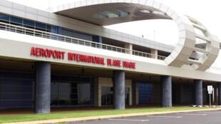 Vue générale de l'aéroport Blaise Diagne à Diass, à 50 km de la capitale. (Image d'illustration)