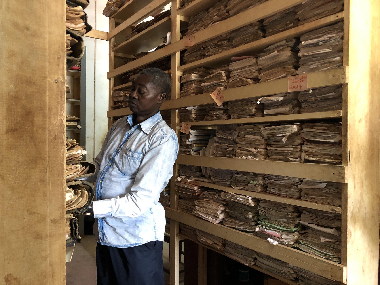 centrafrique - bangui - État civil - Lucien Didi