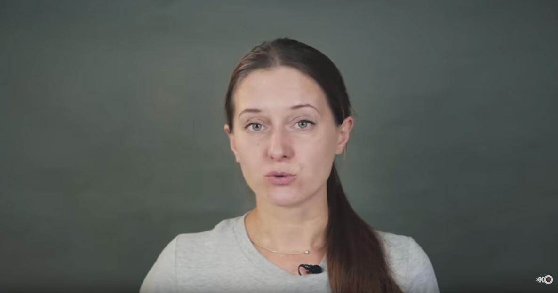 Псковская журналистка Светлана Прокопьева. Видео 1 октября 2019 г.