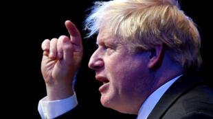 លោក Boris Johnson នាយករដ្ឋមន្ត្ត្រីអង់គ្លេស