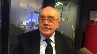 O economista Jean-Yves Carfantan, consultor em agronegócio.