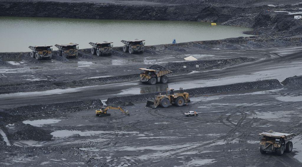 La Colina del Oro, depósito de unas fabulosas reservas de oro explotadas por la empresa canadiense Kinross.