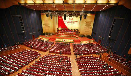 Quốc hội Việt Nam chuẩn bị thông qua Dự thảo sửa đổi Hiến pháp 1992 - DR