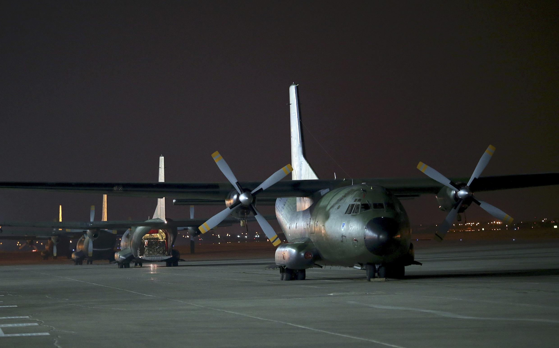 Доставка гуманитарной помощи в Ирак