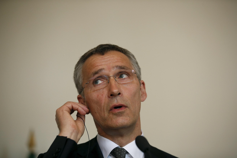 Sakataren tsaron NATO Janar Jens Stoltenberg