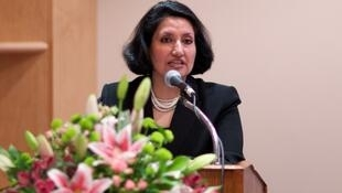 خانم بانی دوگال، نمایندۀ ارشد جامعۀ جهانی بهائی در سازمان ملل