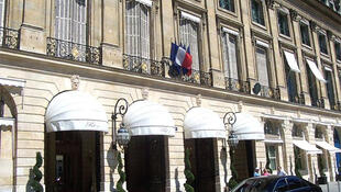 Hotel Ritz de Paris acolheu celebridades como Charlie Chaplin, Coco Chanel, Ernest Hemingway e Madonna.
