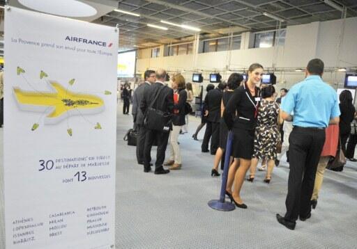Air France ouvre, ce dimanche 2 octobre 2011, sa première «base-province» à Marseille et lance 13 nouvelles destinations à prix cassés.
