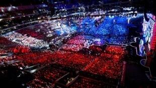 """Vòng chung kết Vô địch Thế giới """"League of Legends"""" đã tập hợp gần 50.000 khán giả tại Seoul - Riot Games"""