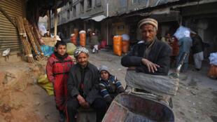 A Kaboul, on pense que la sécurité en Afghanistan dépend des Etats-Unis.