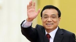 中國總理李克強