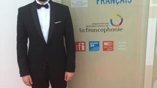 O realizador português Nuno Baltazar em Cannes na Abertura do Festival de cinema, 11 de Maio de 2016
