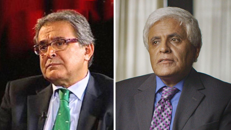 مجید محمدی و تورج اتابکی دو پژوهشگر مسائل ایران