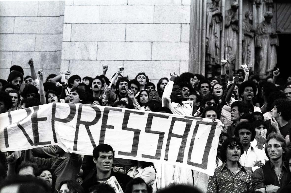 Movimento contra a carestia, 1978.