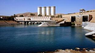 Mosul dam is the biggest dam in Iraq