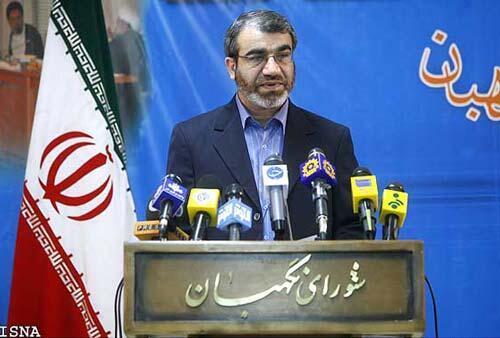 عباسعلی کدخدایی سخنگوی شورای نگهبان قانون اساسی