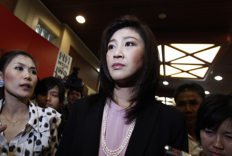 PM kasar Thailand Yingluck Shinawatra