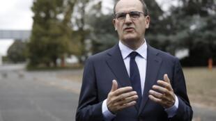 ژان کَستکِس، نخست وزیر جدید فرانسه، که ترکیب هیئت دولت او روز دوشنبه ٦ ژوئیه ٢٠٢٠ از سوی دبیرکل کاخ ریاست جمهوری اعلام شد