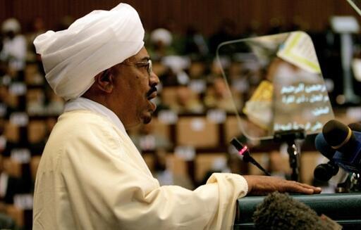shugaba Umar Hassan al Bashir na Sudan