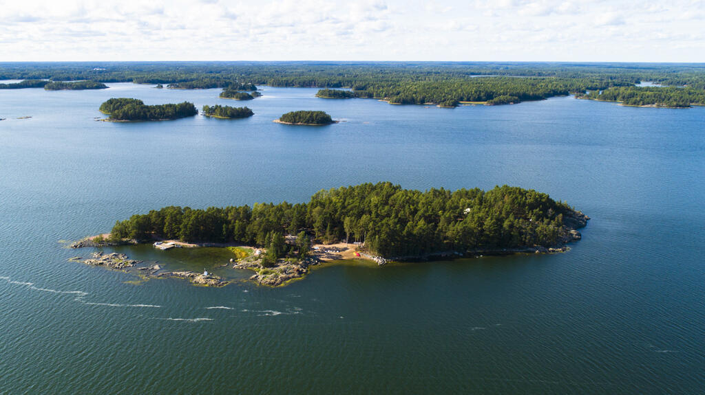 A SuperShe, ilha finlandesa onde homens não entram