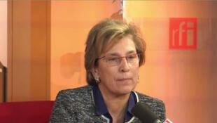 Marie-Noëlle Lienemann, sénatrice PS de Paris.