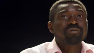 Le metteur en scène congolais Dieudonné Niangouna sera entre le 5 et 26 juillet le premier artiste africain associé au Festival d'Avignon.