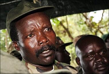 Kiongozi wa Jeshi la Lord's Resistance Army, LRA