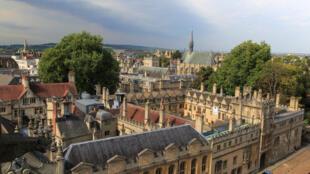 L'Université d'Oxford au Royaume-Uni